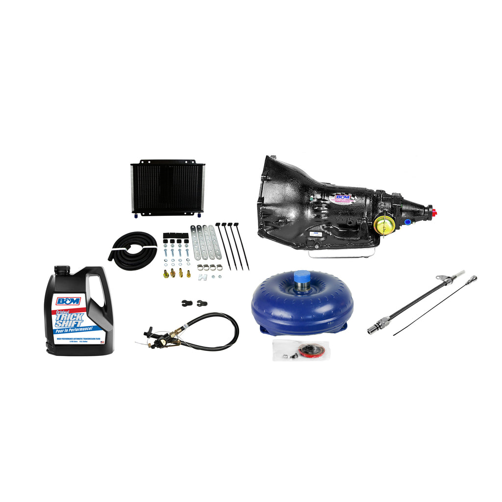 B&M - Street/Strip Transmission Package, GM TH350 (107105) | B&M