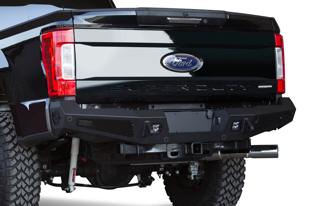 HoneyBadger Rear Bumper (R167301280103) | Addictive Desert Designs