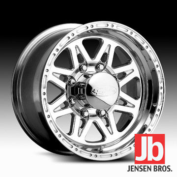 888 Renegade 8 Polished Raceline Wheel