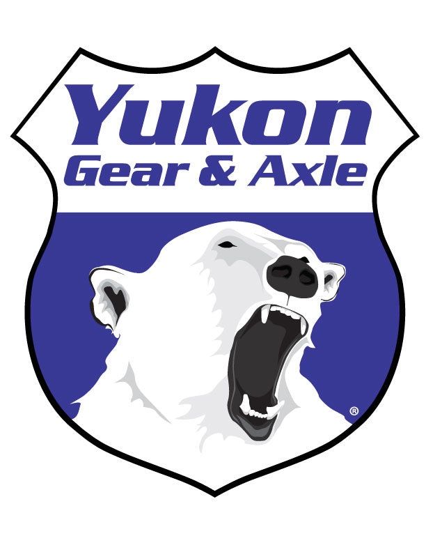 Axle Shaft, Leftt Inner, Dana 44 JK, 35 Spline With Locker, 4340 Chromoly (YA W38838) | Yukon Gear