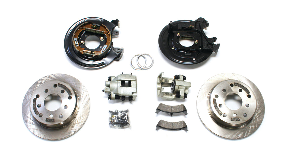 Ford Rear Disc Brake Conversion Kit (4354400) | TeraFlex