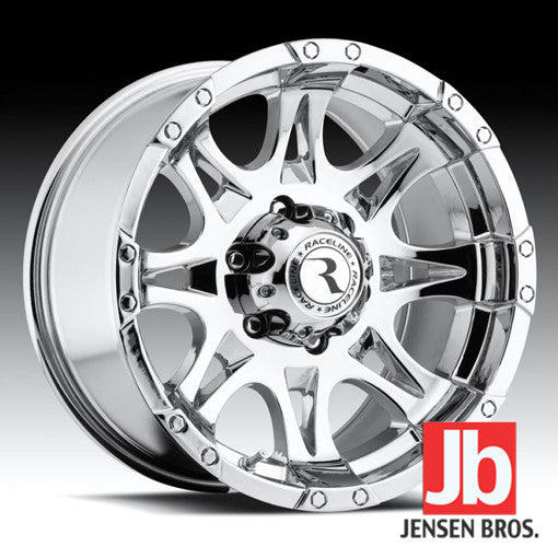 983 Raptor Chrome Raceline Wheel