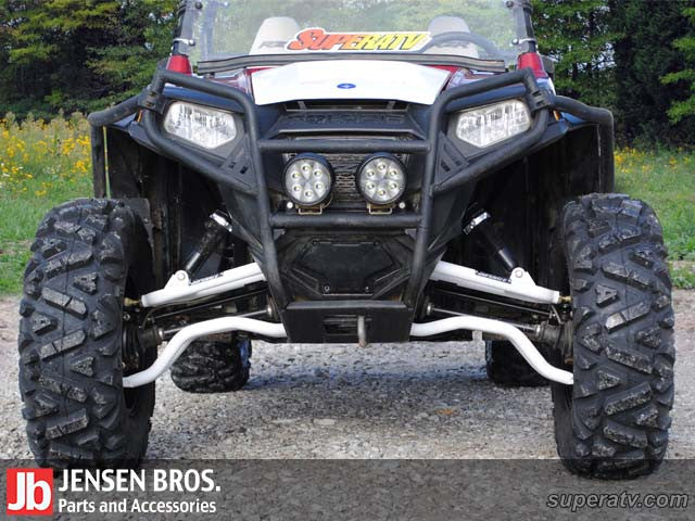 Polaris RZR S & RZR 4 800 High Clearance A-Arms 5