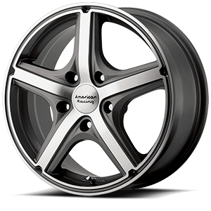 16x7 American Racing Custom Wheels MAVERICK 5x110.00 40 AR88367042440