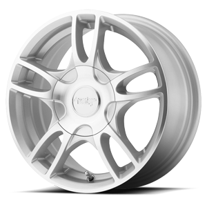 16x7 American Racing Custom Wheels ESTRELLA 2 5x114.30 40 AR91967017440