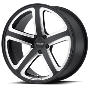 18x8 American Racing Custom Wheels HOT LAP 5x120.00 38 AR92288052938