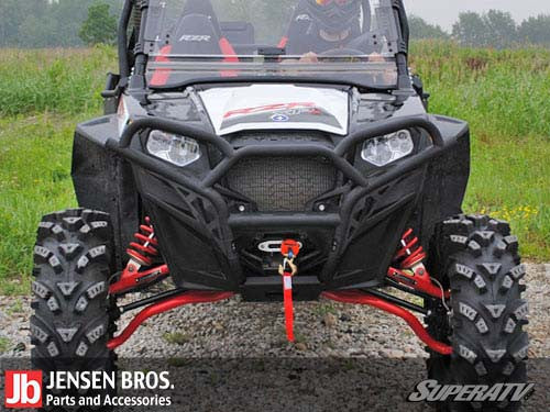 Polaris RZR Sport Front Brush Guard 1