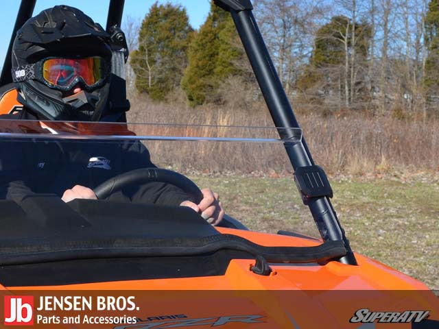 Polaris RZR 900 / 1000 Half Windshield 2
