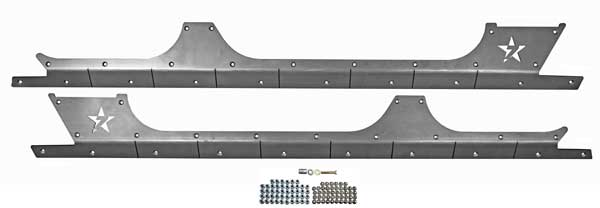 JEEP JK 4 DOOR ROCKER GUARDS