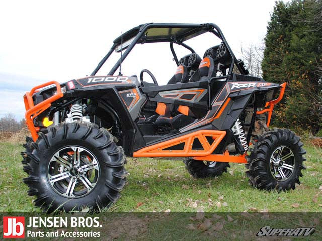 Polaris RZR 900 / 1000 Heavy Duty Rock Sliders 1
