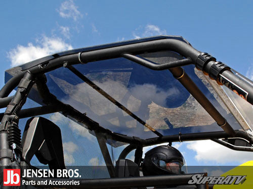 Can Am Commander Tinted Roof 1