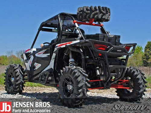 Polaris RZR Spare Tire Carrier