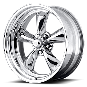 17x8 American Racing Custom Wheels CUSTOM TORQ THRUST II 5x127.00 33 VN405787357