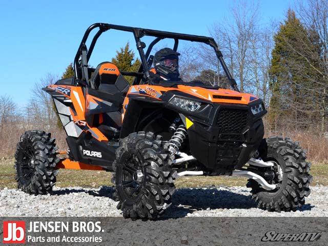 Polaris RZR 900 / 1000 Full Windshield 1