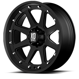 18x9 XD Series by KMC ADDICT  6x139.70 -12 XD79889068712N