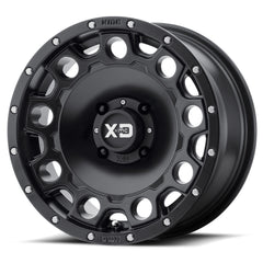 XD129 Holeshot Wheels