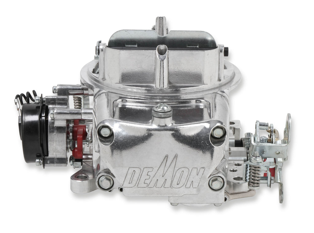 SPEED DEMON, 750 CFM-MS-AN (SPD-750-AN) | Demon Fuel Systems