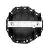 Cast Aluminum Differential Cover for AAM 10.5, Extra Capacity - Black (11316) | B&M