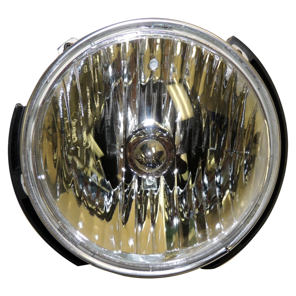 Left Halogen Headlight Assembly for Jeep JK Wrangler; USA & Canada (55078149AC) | Crown Automotive Jeep Replacement