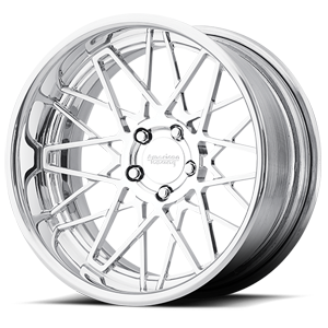 18x8 American Racing Custom Wheels CROSS UP Blank 0 VF502880XX