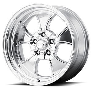 15x6 American Racing Custom Wheels HOPSTER 5x120.65 -6 VN5505661