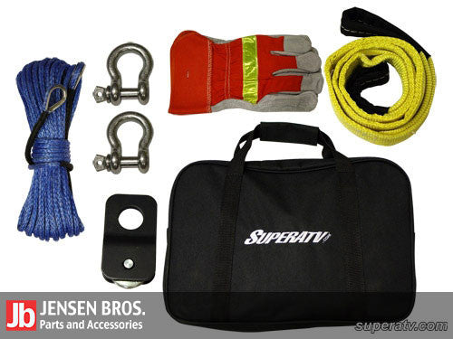 SuperATV Winch Accessory Kit 1