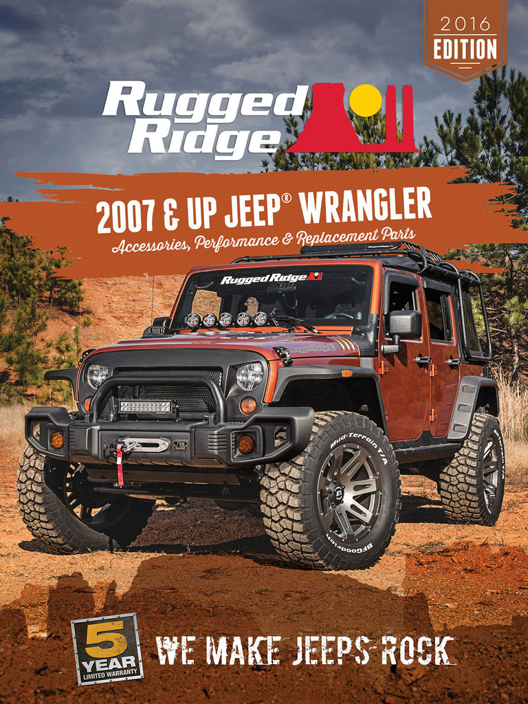 Find all the latest parts and accessories from Rugged Ridge, Alloy USA and Omix for your Jeep JK Wrangler. (12516.02) | Rugged Ridge