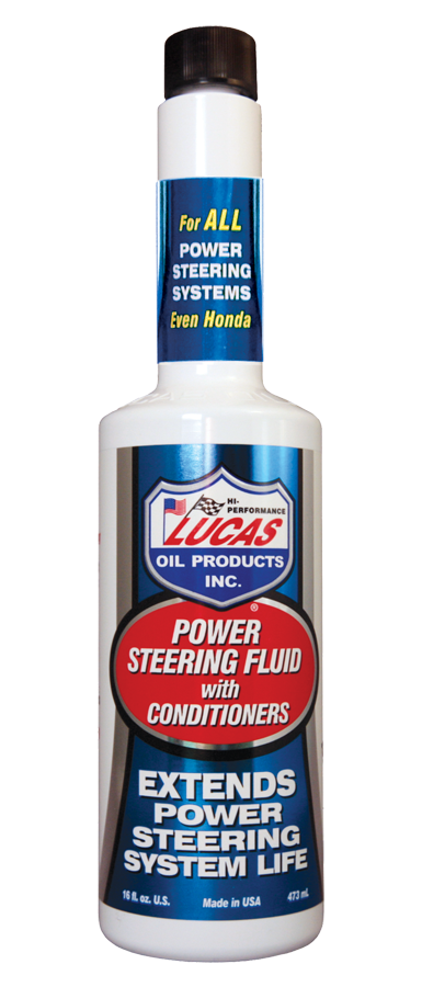 Power Steering Fluid w/Conditioners (10442) | Lucas Oil Products