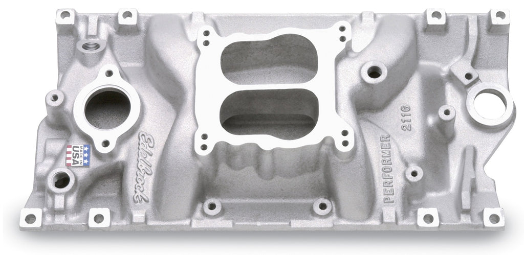 Performer Intake Manifold for Small-Block Chevy w/Vortec Heads (2116) | Edelbrock