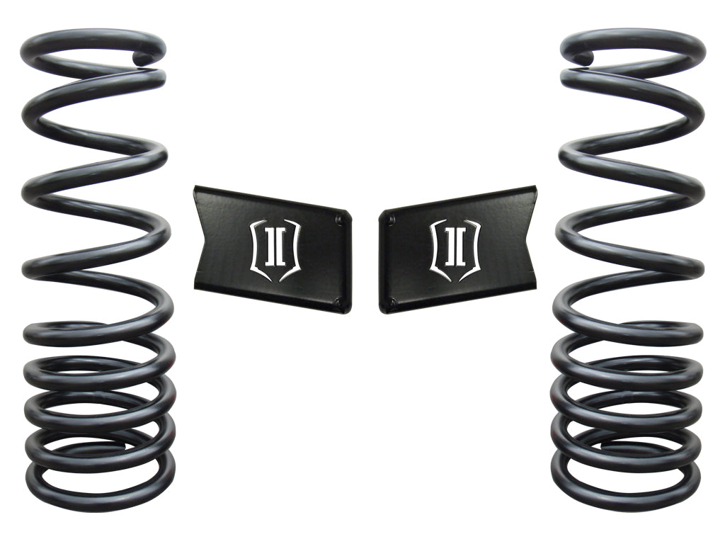 "2003-2012 RAM HD 4WD 4.5"" LIFT DUAL RATE SPRING KIT (214010) 