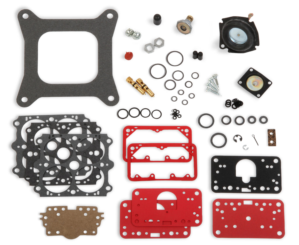 Every gasket and seal you need to rebuild Demon carburetors with vacuum secondaries (190003) | Demon Fuel Systems