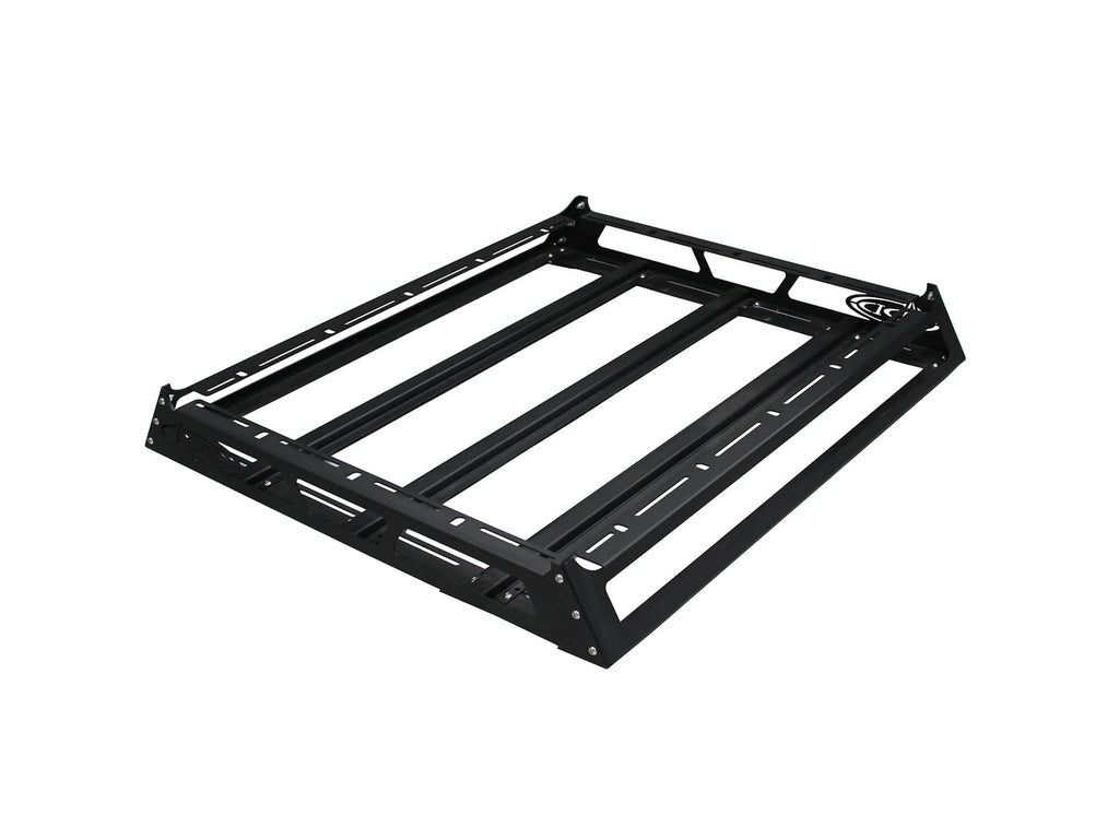 "Universal Roof Rack with ADD Logo 48""L x 52""W in Hammer Black (ACNA143601) 