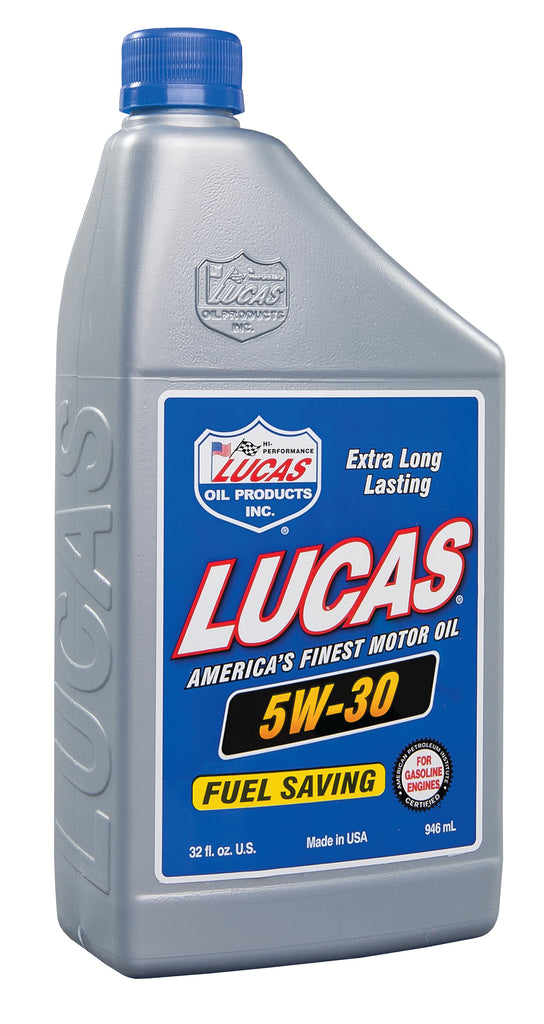 SAE 5w-30 Motor Oil (10474) | Lucas Oil Products