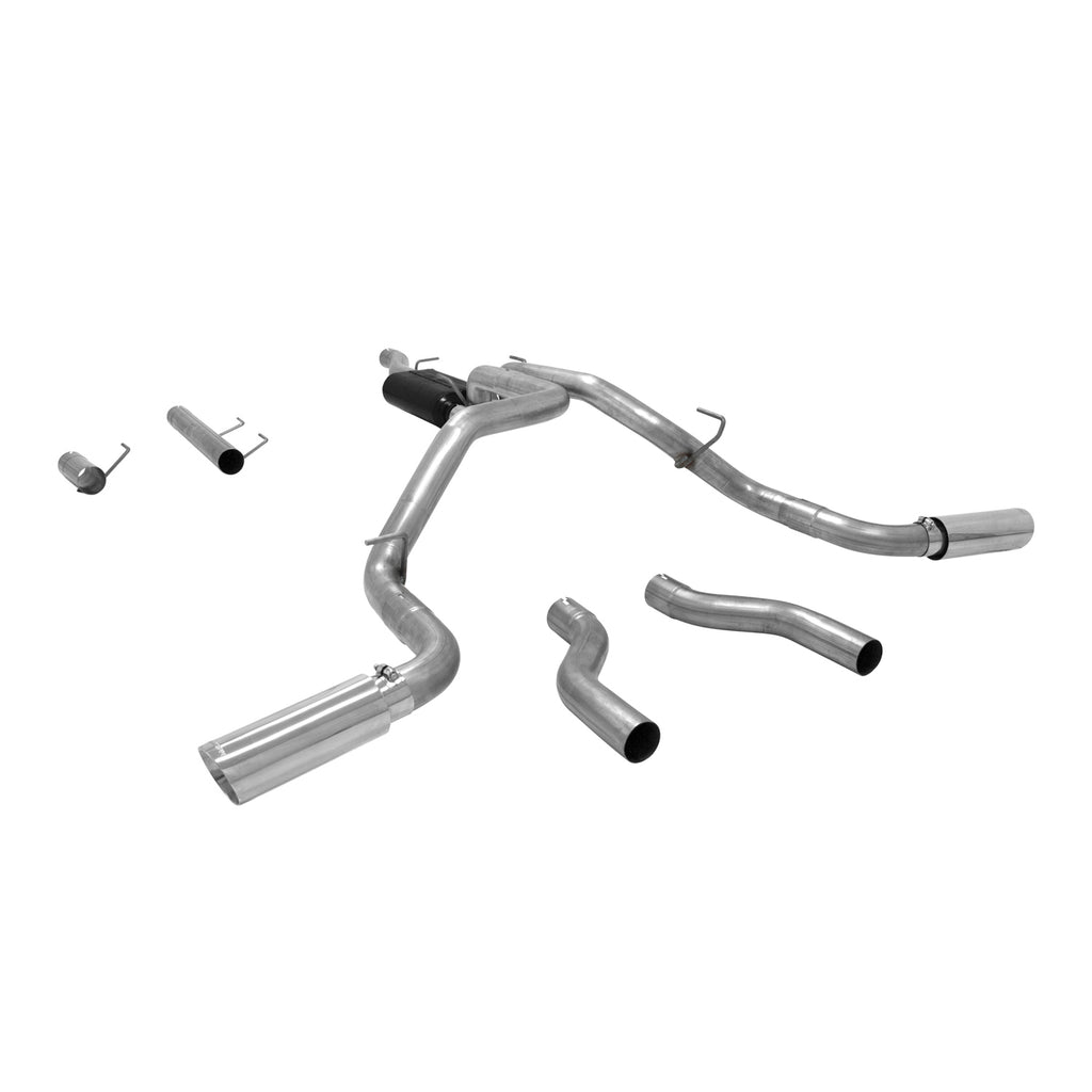 Cat-back System - DOR - American Thunder - Moderate Sound - Dodge Ram 2500 (817709) | Flowmaster