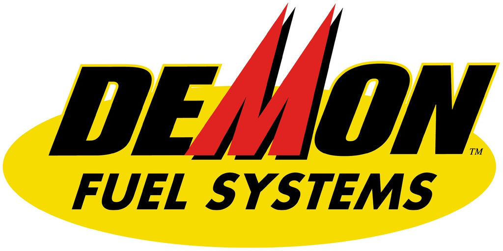 Individually flowed and numbered for easy identification set of 2 (230099) | Demon Fuel Systems