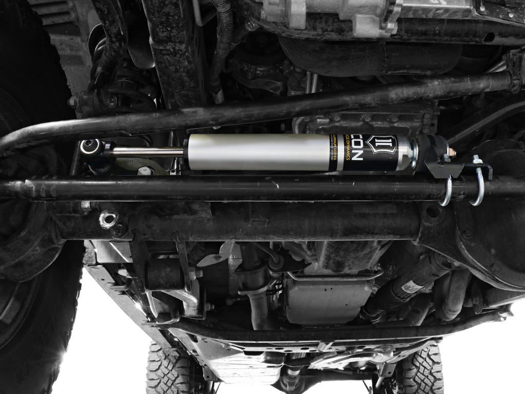 2007-2018 JEEP JK HIGH-CLEARANCE STEERING STABILIZER KIT (22018) | ICON Vehicle Dynamics