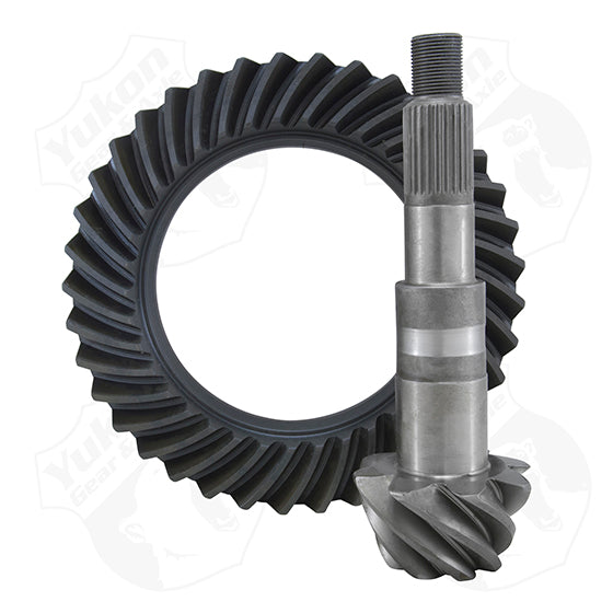 Ring and Pinion Gear Set For Nissan H233B Rear, 5.13 Ratio (YG NH233B-513) | Yukon Gear