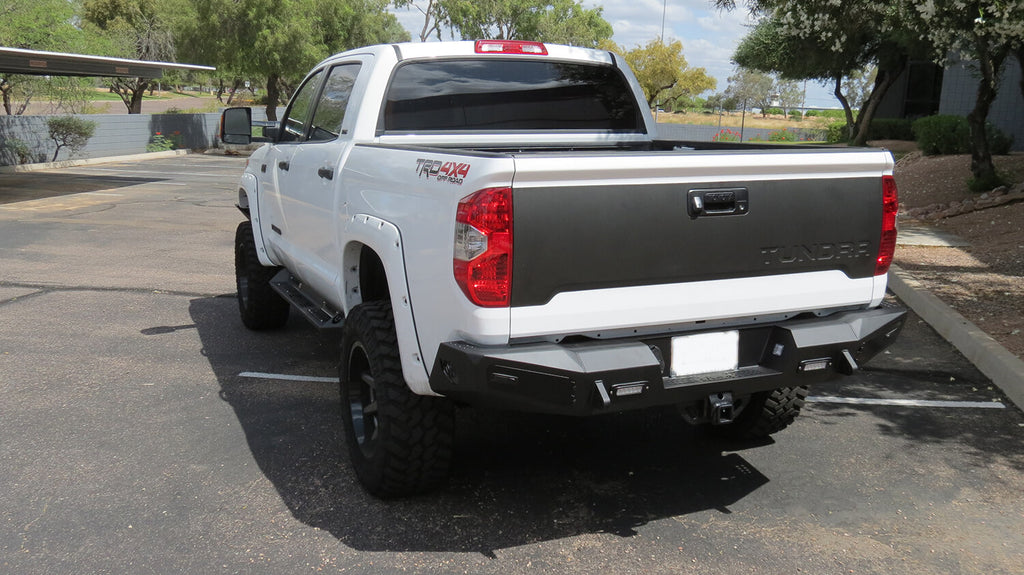 HoneyBadger Rear Bumper (R747211340103) | Addictive Desert Designs