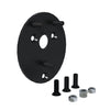 JK Spare Tire Extension Bracket Kit (4904200) | TeraFlex