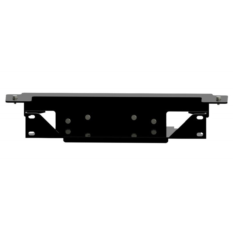 Spartacus Winch Mounting Plate; 07-18 Jeep Wrangler JK (11543.13) | Rugged Ridge