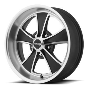 17x7 American Racing Custom Wheels MACH 5 5x114.30 0 VN80877012700