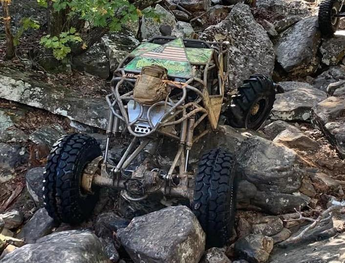 Blown Budget Rock Buggy/Bouncer For Sale!