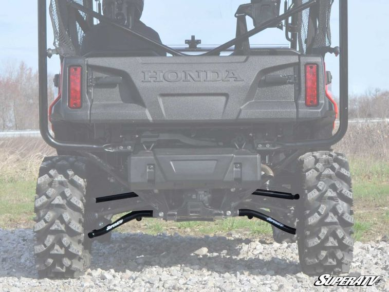 "Honda Pioneer 1000 1.5"" Offset High Clearance Rear A-Arms"