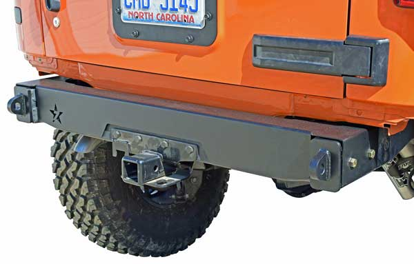 JEEP JK MINI REAR BUMPER