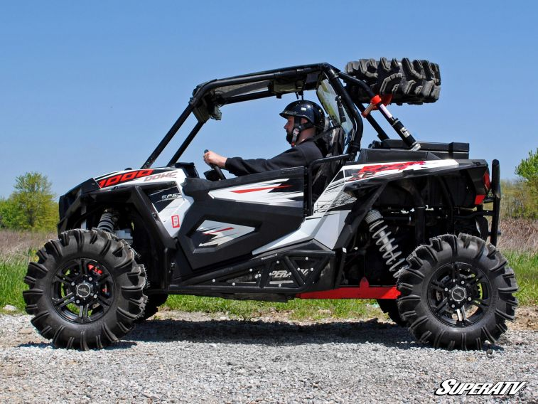Polaris RZR 1000 Spare Tire Carrier