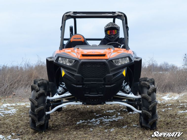 Polaris RZR XP Turbo/1000 High Clearance A-Arms (With Uniball And Stud)