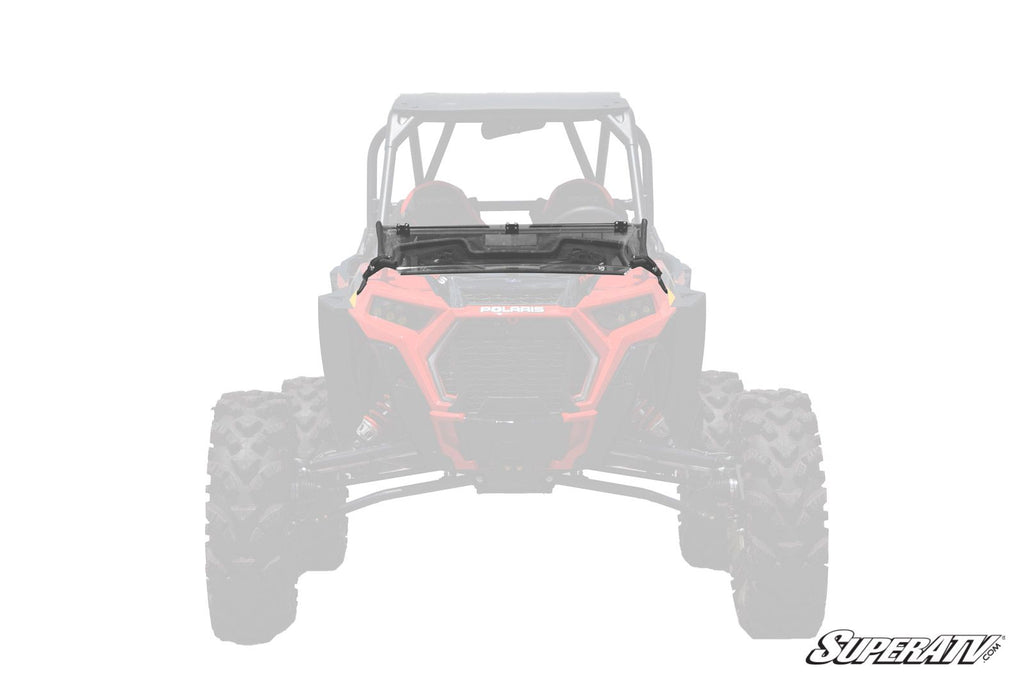 Polaris RZR XP Turbo S Flip Down Windshield