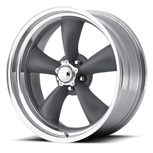 15x4 American Racing Custom Wheels CLASSIC TORQ THRUST II ONE PIECE 5x114.30 -25 VN2155465