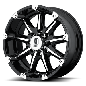 20x9 XD Series by KMC BADLANDS  5x139.70 18 XD77929055318