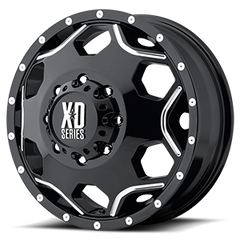 XD814 Crux Wheels